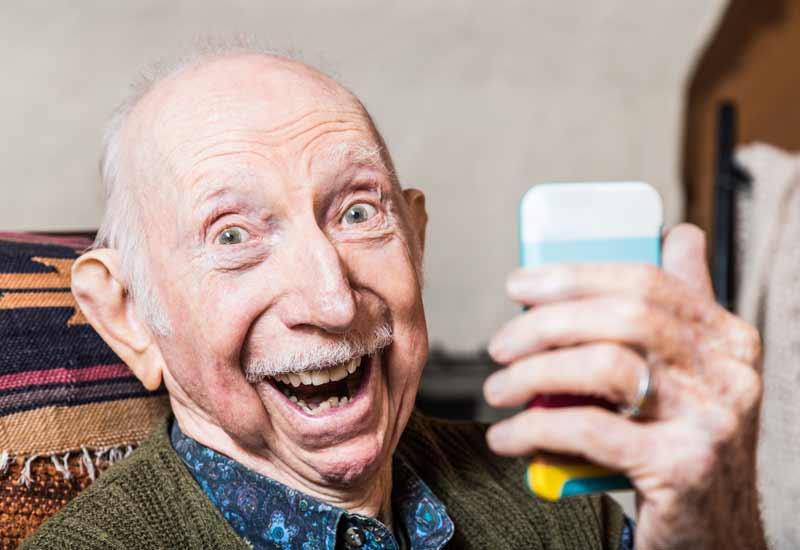 cura e indipendenza anziani