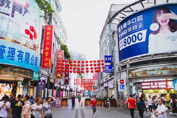 Chinese market is looking for health investments from Western society