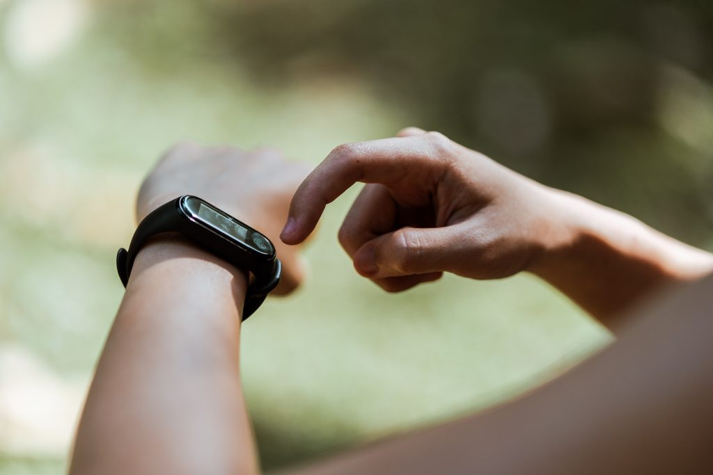 A particular category of wearables: smartwatch